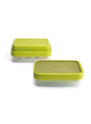 Joseph Joseph Goeat™ Öğle Yemeği Kutusu - Yeşil Renkli